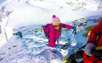 wildspitze oetztaler alpen