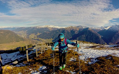 Nösslachjoch (2.231m), Stubaier Alpen, 8.12.2015