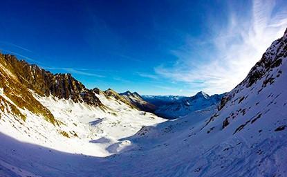 Grieskogelscharte (2.586m) – Vorderer Grieskogel (2.671m), 22.12.2015