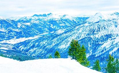 Hochplatte (1.813m), Achenkirch, Karwendel, 24.1.2016