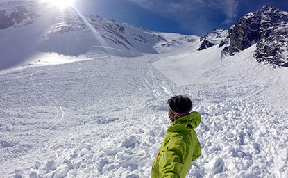 skitour tirol zischgeles lawinenunfall