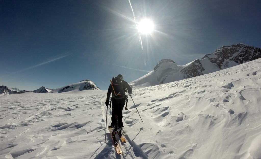 Zuckerhütl Und Wilder Pfaff, Stubaier Alpen, 22.3.2016