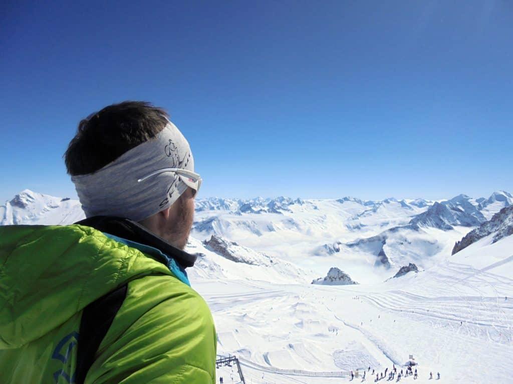 Wildlahner Scharte – Falscher Kaserer (3.207 – 3.254m), Zillertaler Alpen, 10.04.2016