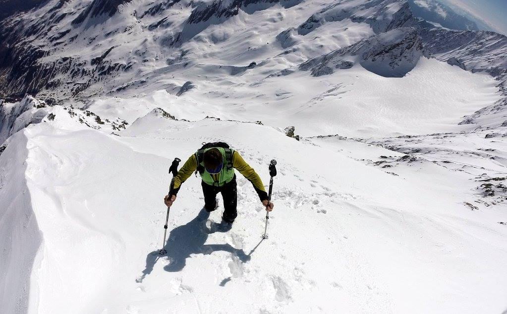Essener Spitze (3.200m), Ötztaler Alpen, 5.5.2016