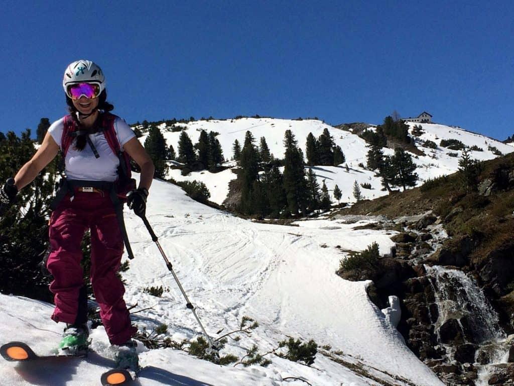 Gamskogel (2.659m), Stubaier Alpen, 22.5.2016