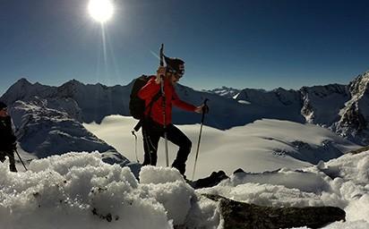 Hinterer Daunkopf (3.225m), 14.11.2016,  Stubaier Alpen