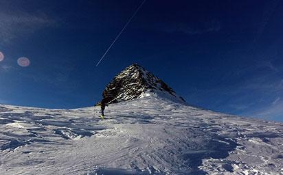 Zuckerhütl (3.505m), Stubaier Alpen
