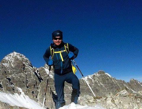 Niederer Burgstall (2.436m), Stubai, 23.12.2016