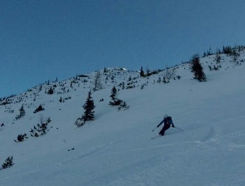 3 Gipfel Im Gesäuse, Obersteiermark, 22.01.2017