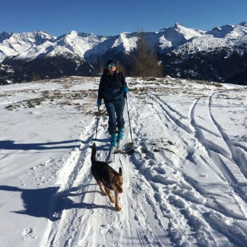 Leitnerberg (2.309m), Stubaier Alpen, 22.1.2017