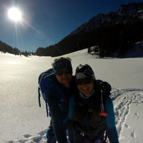 Lugauer, Das Steirische Matterhorn 23.01.2017
