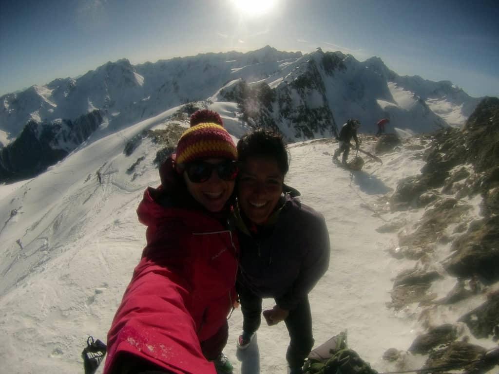 Lampsenspitze (2.875m), Stubaier Alpen, 10.1.2018