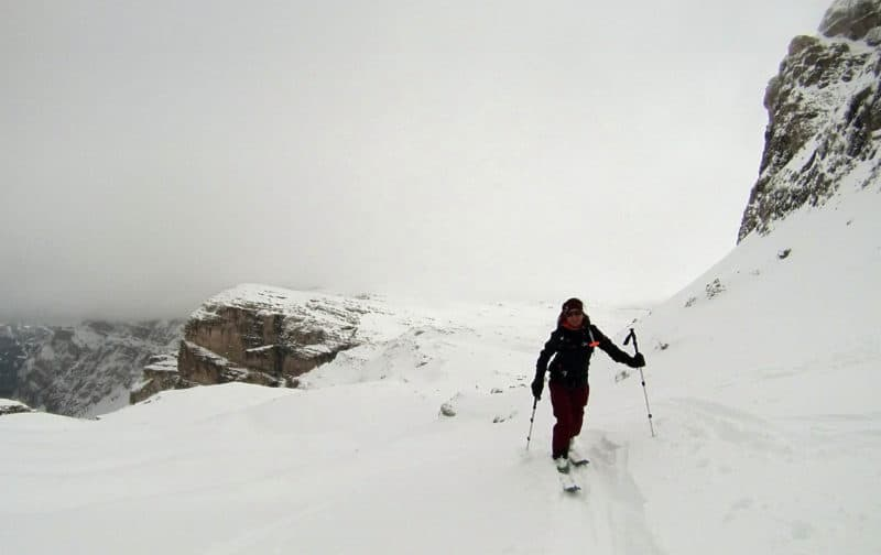 oestliche puetzspitze dolomiten