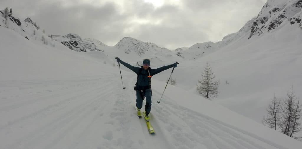 Villgratner Berge, 20.2.2018