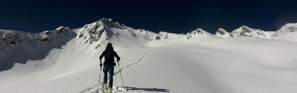 Schöntalspitze/boden, Stubaier Alpen
