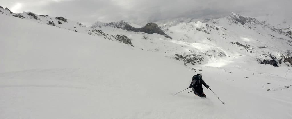 hoher riffler zillertaler alpen