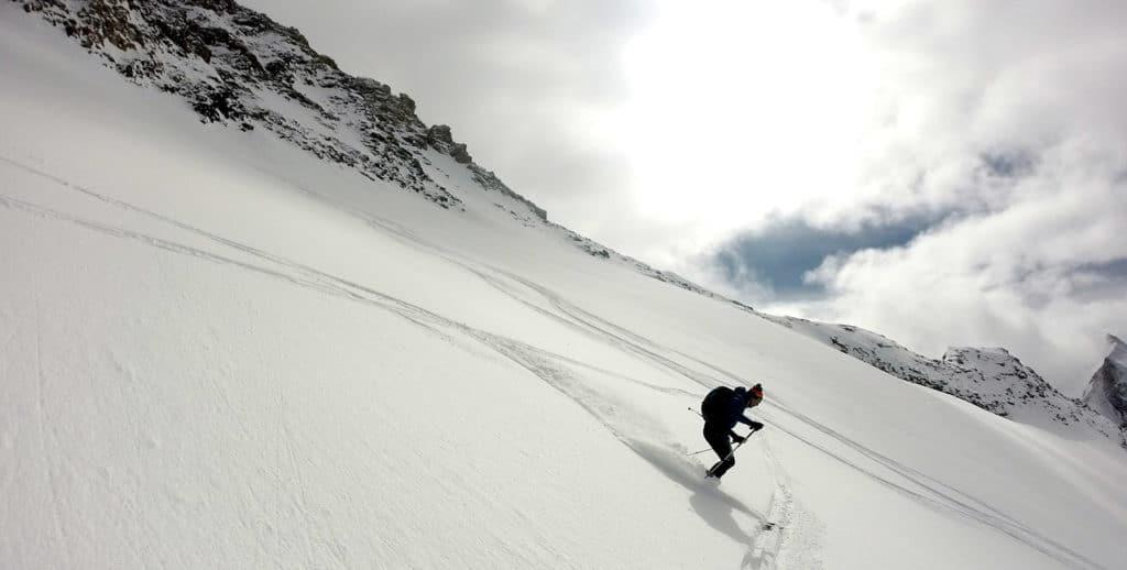 Hoher Riffler (3.231 M), Zillertaler Alpen