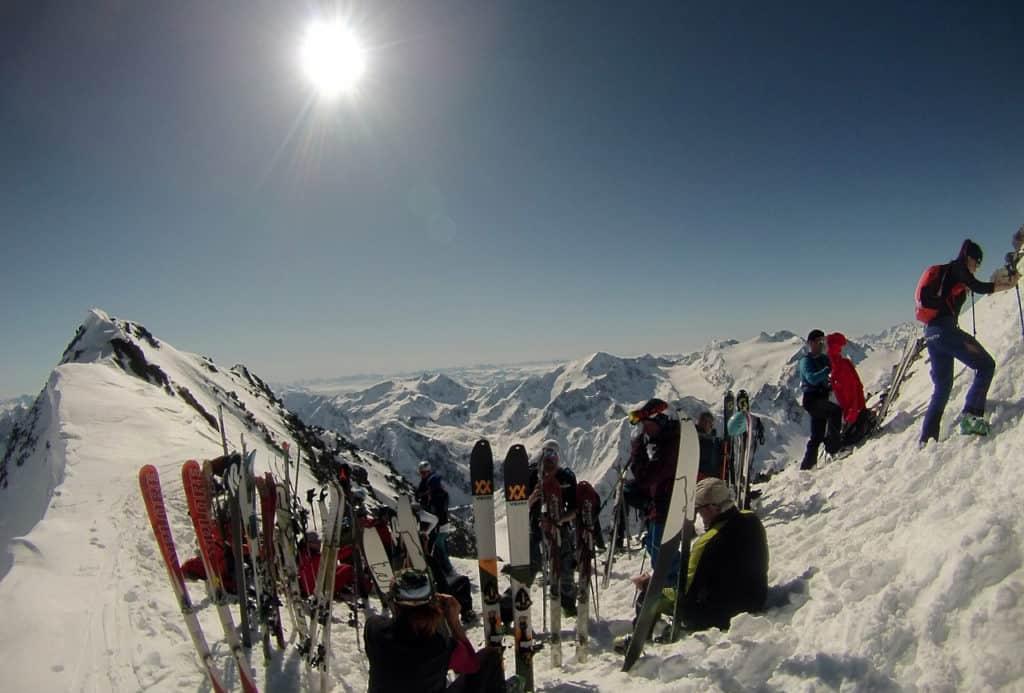 Ruderhofspitze (3.473 M), Stubaier Alpen