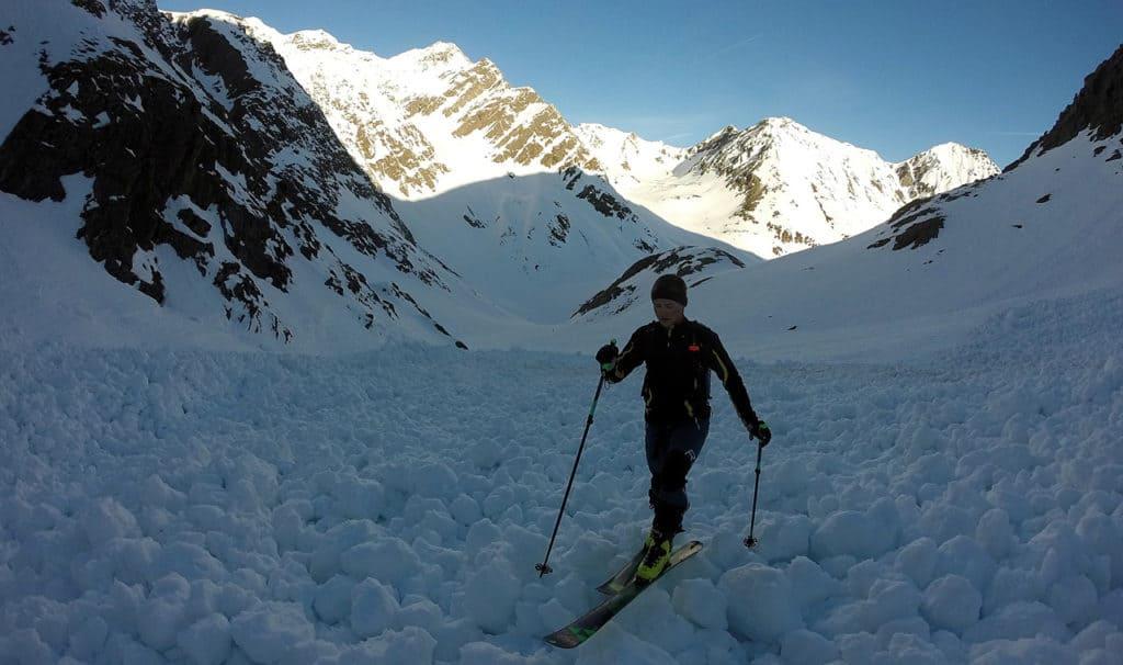 Zwieselbacher Rosskogel (3.081m), Stubaier Alpen