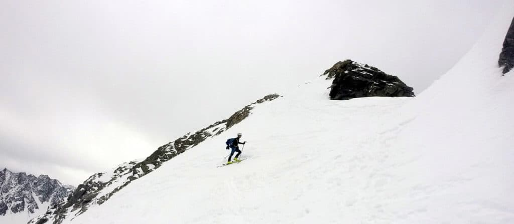 Winnebacher Weißkogel (3.182m), Stubaier Alpen