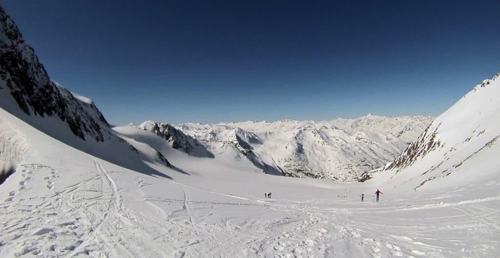 Zuckerhütl (3.507m), Stubaier Alpen