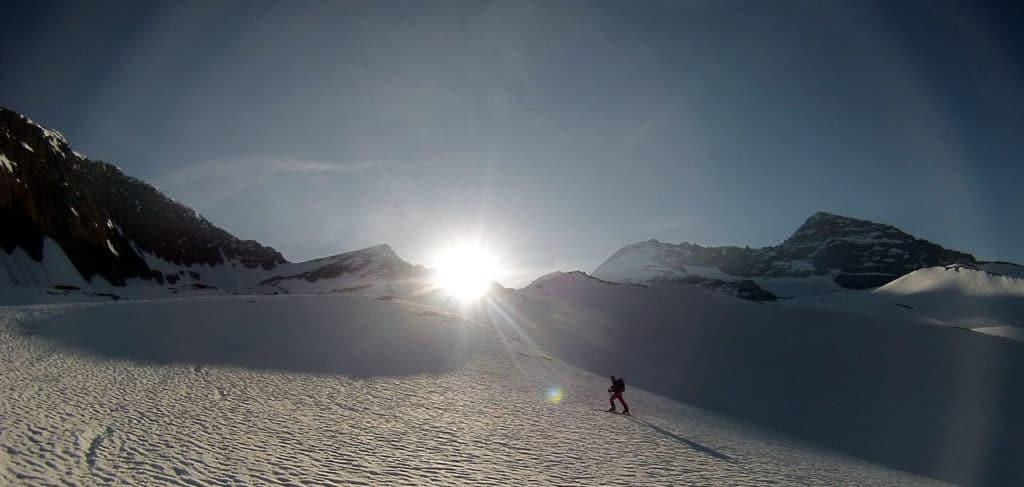Höllscharte (2.999m), Schmirntal, Zillertaler Alpen