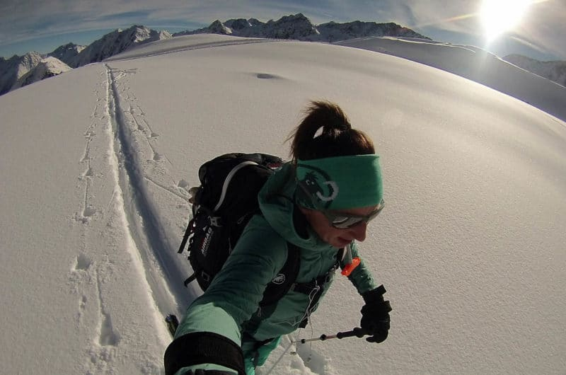 bergstation daunjoch stubaier gletscher