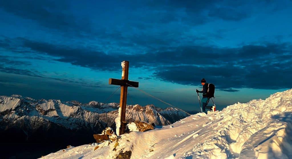 Skitour Pirchkogel, Kühtai