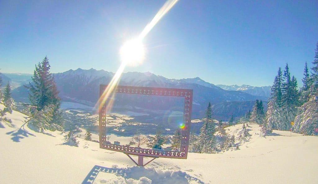 Skitour Wankspitze Tirol