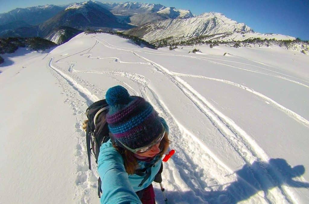 Skitour Wankspitze