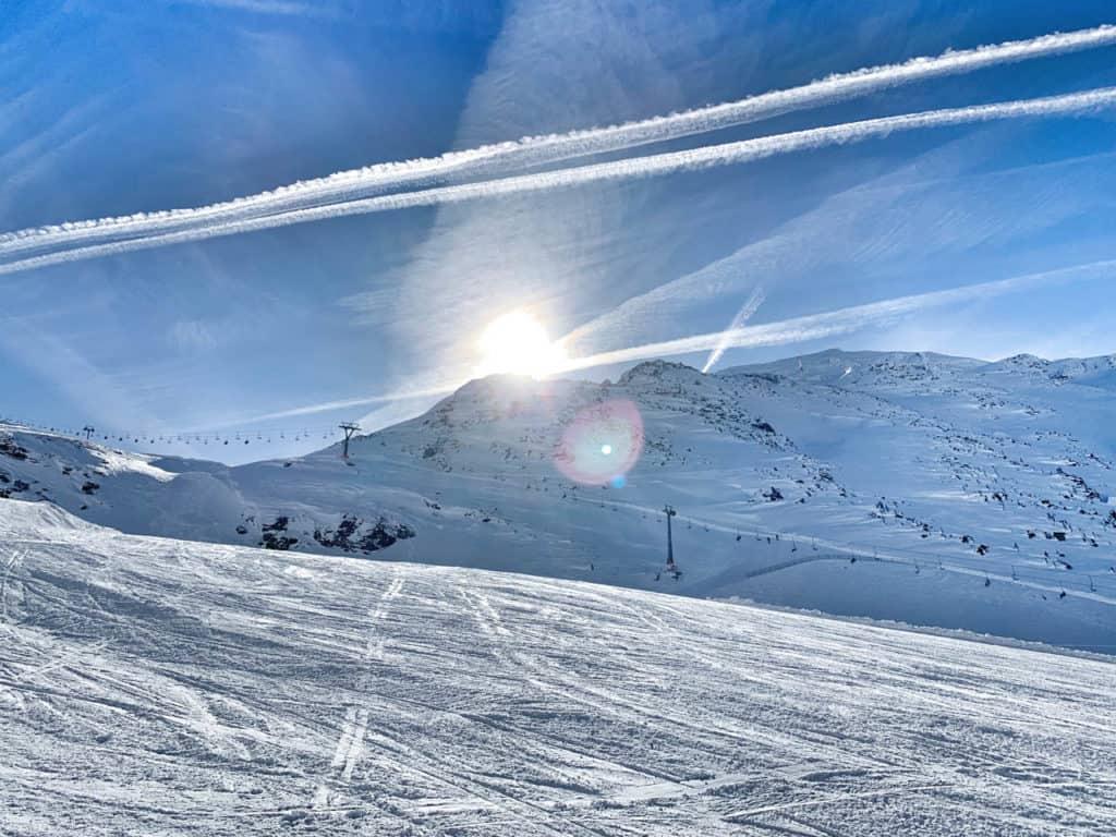 Schartenkogel (2.311m), Tuxer Alpen, 16.1.2019
