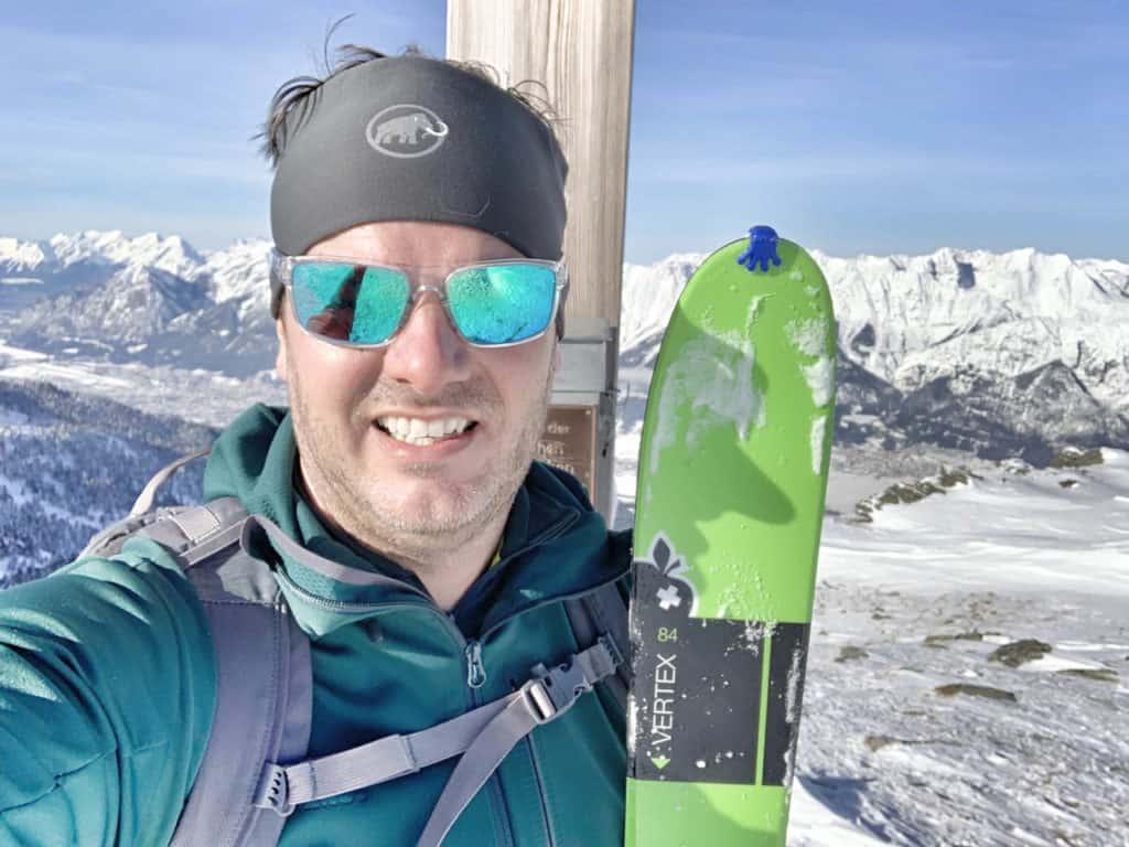 skitour schartenkogel glungezer