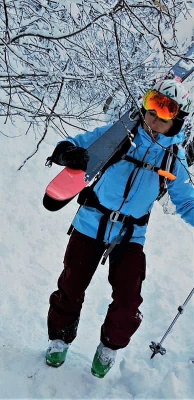 Tuxer Trilogie: Alpköpfl, Roßlaufspitze, Hoher Kopf, 18.1.2019