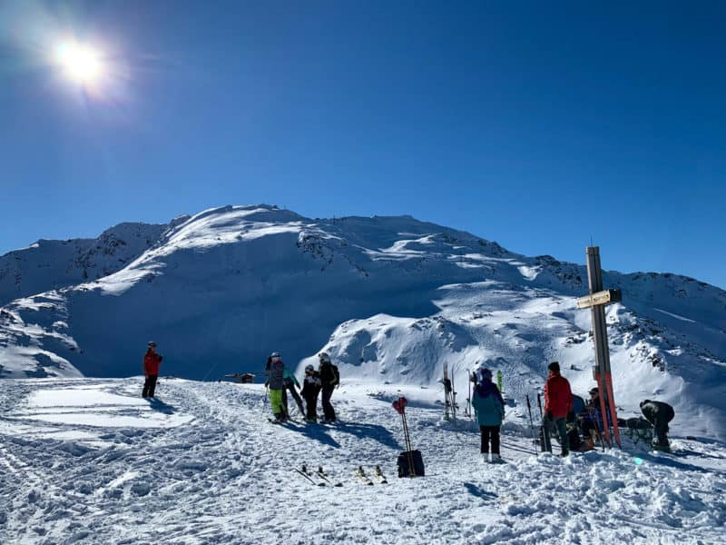 skitour schartenkogel