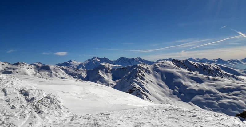 Morgenkogel (2.607m), Tuxer Alpen, 9.2.2019