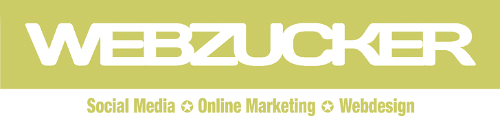 Webzucker Social Media, Webdesign, Agentur, Tirol