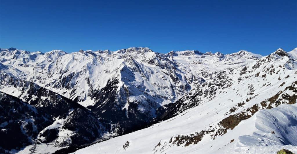 Wetterspitze (2.709m), Pflerschtal, Stubaier Alpen, Südtirol