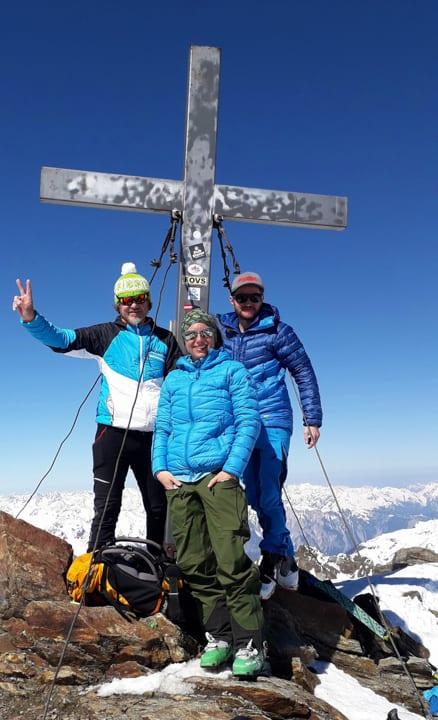 skitour sellrainer marathon
