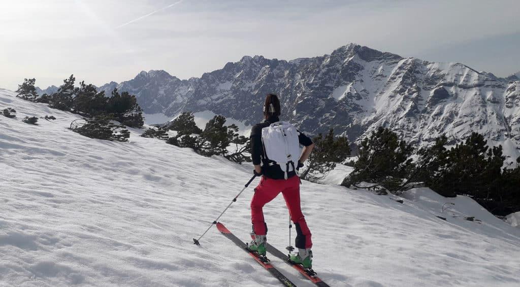Pleisenspitze (2.569m) – Karwendelklassiker, 22.4.2019