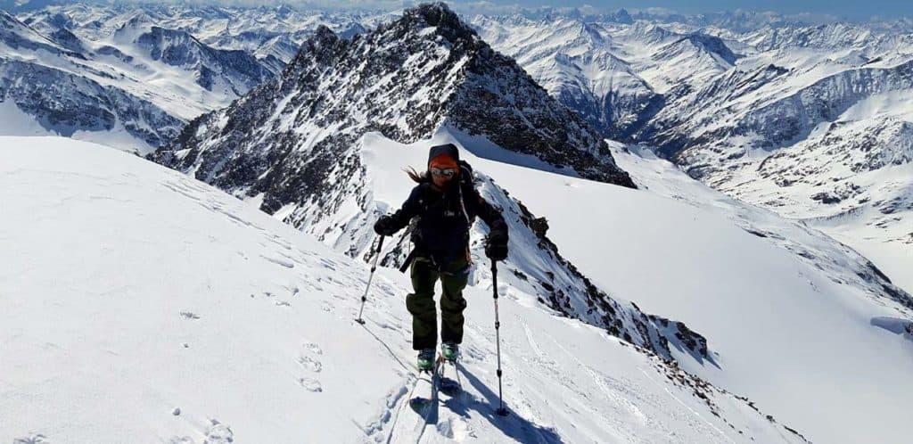 Großer Geiger (3.360m), Venedigergruppe, 2.5.2019