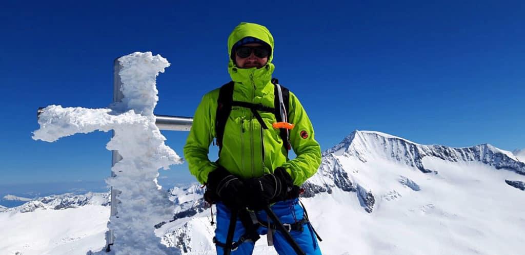 Skitour Großer Geiger, 02.05.2019