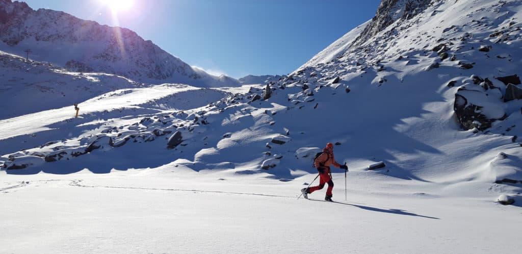 Stubaier Gletscher, Stubaital, 4.11.2019