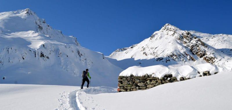 Grieskogelscharte – Kühtai (2.586m), 18.11.2019