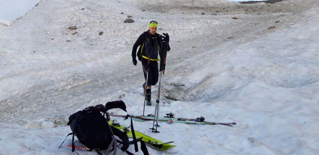 Wilder Pfaff, Stubaier Alpen, 29.6.2019