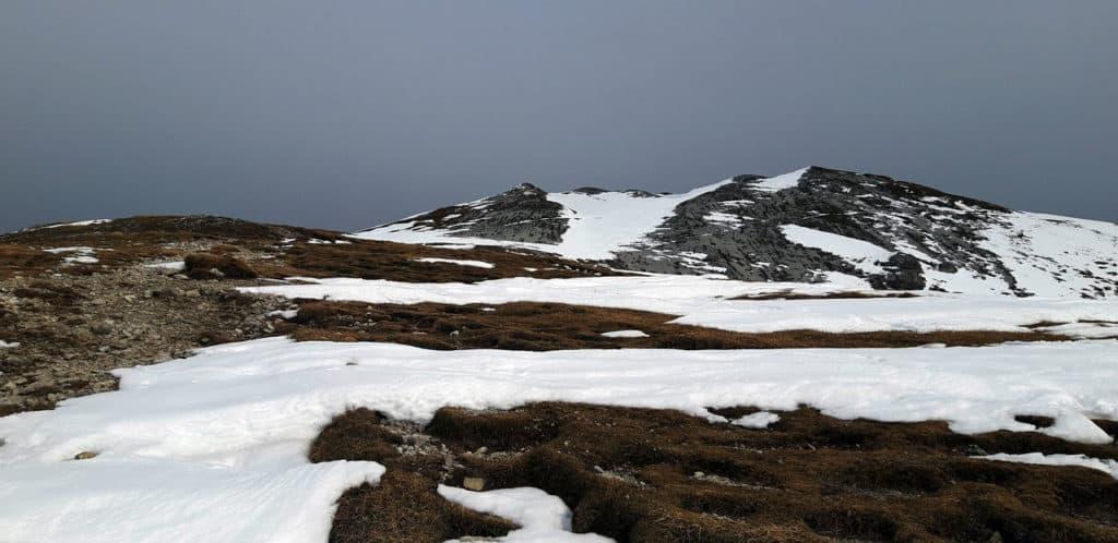 Saile (nockspitze), 2.404m, 27.11.2019