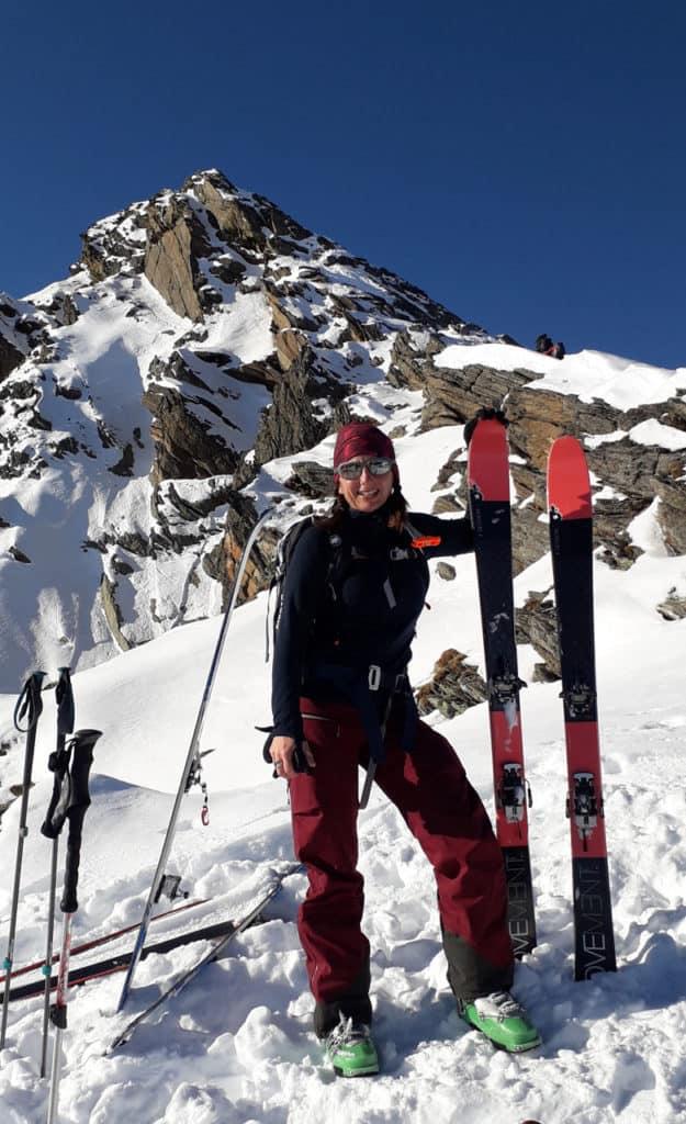 Zischgeles (3.004m), 7.12.2019