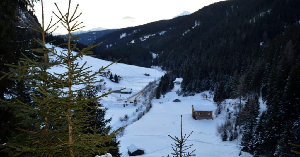 Hohe Kreuzspitze (2.740m), Südtirol, 15.12.2019