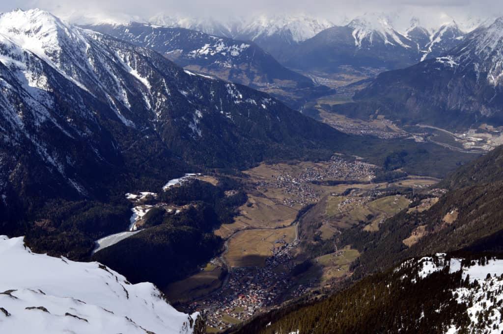 Wetterkreuz (2.578m), Kühtai-ochsengarten, 11.3.2020
