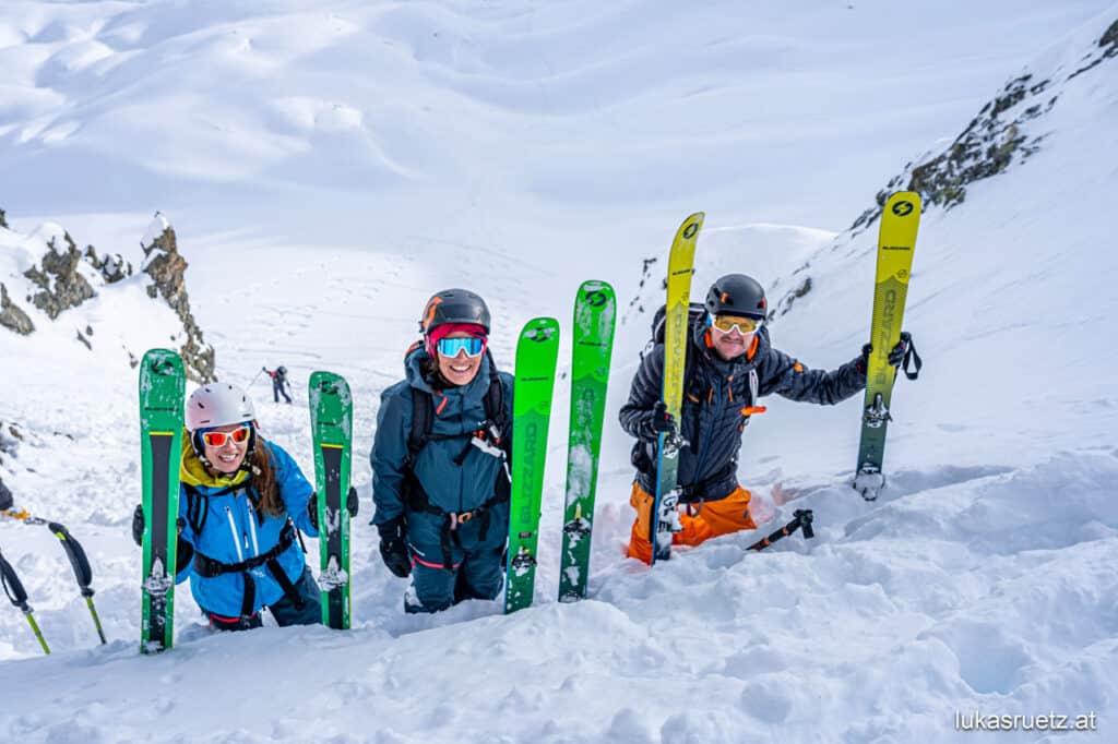skitour schoentalscharte